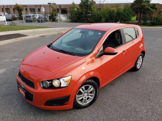 2012 Chevrolet Sonic 4 Door, Certify, 3 Years Warranty Availabl