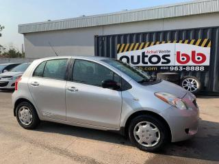 Used 2008 Toyota Yaris AUTOMATIQUE for sale in Laval, QC