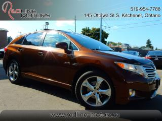 Used 2011 Toyota Venza AWD V6.PanoRoof.Camera.PoweLiftgate for sale in Kitchener, ON