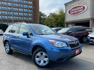 Used 2016 Subaru Forester i Convenience for sale in Scarborough, ON