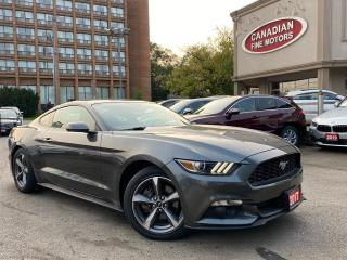 Used 2017 Ford Mustang V6 for sale in Scarborough, ON