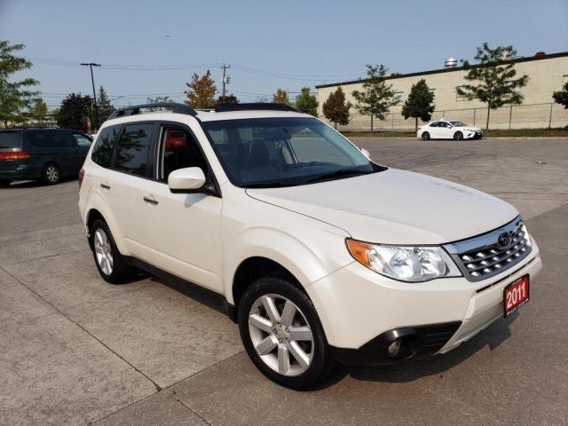 2011 Subaru Forester X Limited  Navi, AWD, Sunroof, 3/Y Warranty Availa