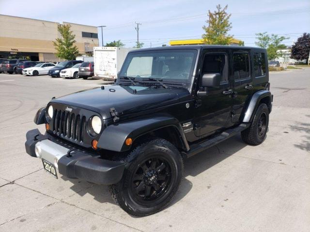 2010 Jeep Wrangler Sahara, Automatic, 4 Door, 3/Y Warranty Avail