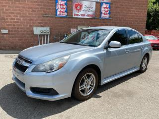 Used 2014 Subaru Legacy 2.5L/4WD/NO ACCIDENTS/SAFETY+WARRANTY INCLUDED for sale in Cambridge, ON
