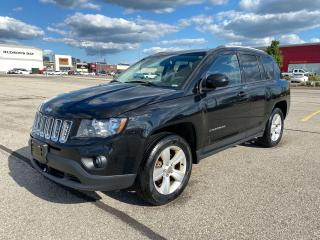 Used 2015 Jeep Compass North/2.4L/NO ACCIDENT/SAFETY+WARRANTY INCLUDED for sale in Cambridge, ON
