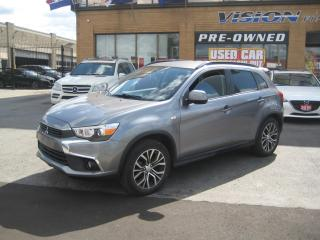 Used 2016 Mitsubishi RVR AWD/CVT/SE/Limited Edition/R.Camera/Remote Starter for sale in North York, ON
