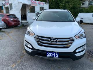Used 2015 Hyundai Santa Fe Sport 132 Km/Safety Certification included Asking price Premium for sale in Toronto, ON