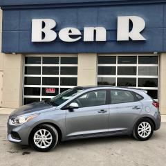 Used 2020 Hyundai Accent Preferred for sale in Steinbach, MB