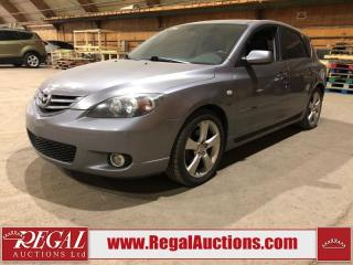 Used 2006 Mazda MAZDA3 Sport GT 4D Hatchback FWD for sale in Calgary, AB