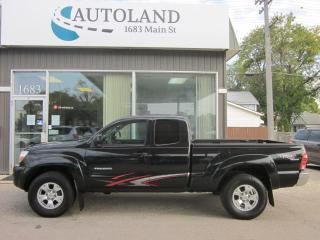 Used 2006 Toyota Tacoma for sale in Winnipeg, MB