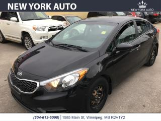 Used 2015 Kia Forte LX for sale in Winnipeg, MB