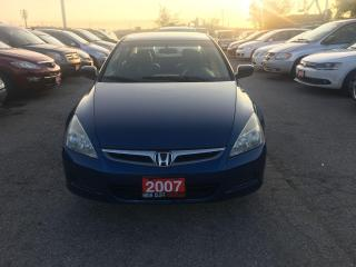 Used 2007 Honda Accord EX-L for sale in Etobicoke, ON