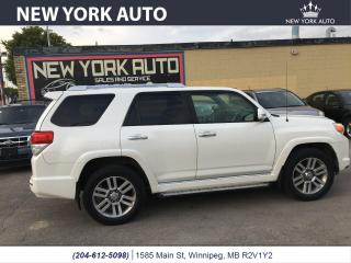 Used 2011 Toyota 4Runner SR5 for sale in Winnipeg, MB