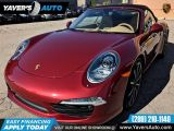 Photo of ruby red Metallic 2012 Porsche 911