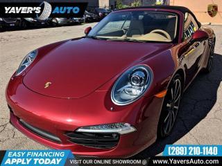 Used 2012 Porsche 911 Carrera S for sale in Hamilton, ON