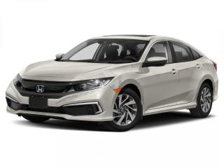 New 2020 Honda Civic EX for sale in Winnipeg, MB