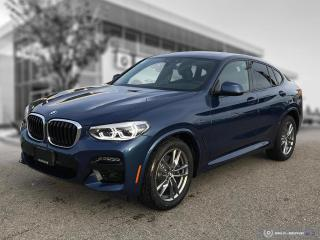 New 2021 BMW X4 xDrive30i Let US Go The Extra Mile for sale in Winnipeg, MB