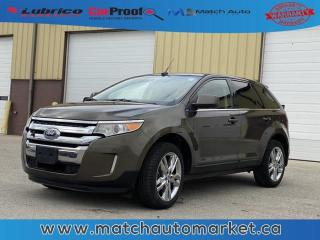 Used 2011 Ford Edge Limited for sale in Winnipeg, MB