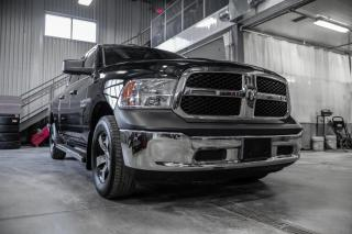 Used 2015 RAM 1500 SXT CREW CAB 4X4 for sale in Rimouski, QC