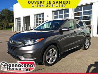 Used 2019 Honda HR-V LX AWD *GARANTIE GLOABLE 2025 OU 160 000 for sale in Donnacona, QC