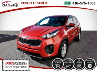 Used 2018 Kia Sportage * LX* CAMERA DE RECUL* BLUETOOTH* TRACTI for sale in Québec, QC