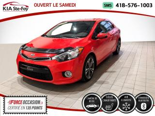 Used 2016 Kia Forte Koup * EX* CAMERA* BLUETOOTH* TOIT OUVRANT* S for sale in Québec, QC