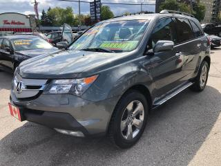 Used 2008 Acura MDX Elite Pkg for sale in Scarborough, ON
