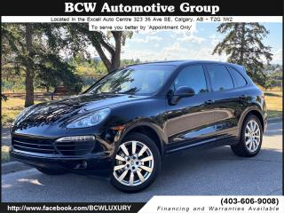 Used 2013 Porsche Cayenne S for sale in Calgary, AB