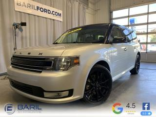Used 2018 Ford Flex SEL TI for sale in St-Hyacinthe, QC