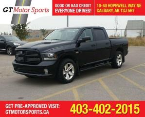 Used 2014 RAM 1500 Sport | $0 DOWN - EVERYONE APPROVED! for sale in Calgary, AB