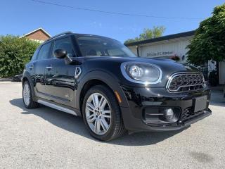 Used 2018 MINI Cooper Countryman S ALL4 for sale in Waterdown, ON