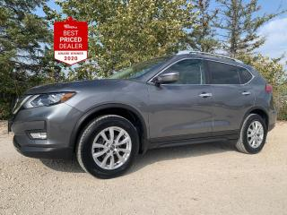 Used 2017 Nissan Rogue AWD SV *PANORAMIC - REAR CAMERA - REMOTE START* for sale in Winnipeg, MB