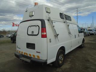Used 2010 GMC Savana 3500 High roof for sale in Mississauga, ON