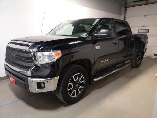 Used 2017 Toyota Tundra SR5 Plus Warrant Remote Starter y-Just Arrived  for sale in Brandon, MB