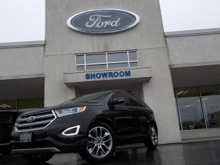 Used 2015 Ford Edge Titanium for sale in Mount Brydges, ON