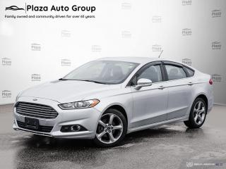 Used 2015 Ford Fusion SE for sale in Orillia, ON