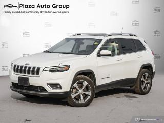 Used 2019 Jeep Cherokee Limited 4X4 for sale in Orillia, ON