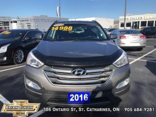 Used 2016 Hyundai Santa Fe SPORT PREMIUM for sale in St Catharines, ON