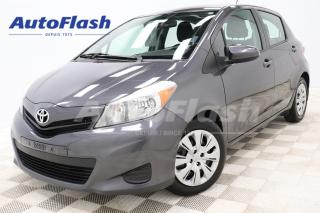 Used 2014 Toyota Yaris LE Hatchback *A/C *Cruise *Gr.Electric for sale in Saint-Hubert, QC