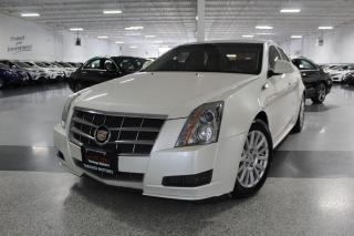 Used 2011 Cadillac CTS AWD I LEATHER I SUNROOF I KEYLESS ENTRY I CRUISE for sale in Mississauga, ON