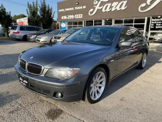 Used 2006 BMW 7 Series 750i RWD for sale in Scarborough, ON