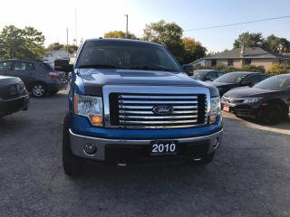 Used 2010 Ford F-150 4WD SuperCab XTR 4X4 for sale in Barrie, ON
