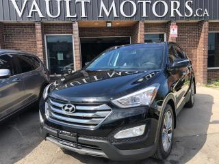 Used 2013 Hyundai Santa Fe AWD 4dr 2.0T Auto for sale in Brampton, ON