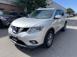 Used 2015 Nissan Rogue AWD 4dr for sale in North York, ON