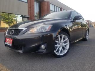 Used 2011 Lexus IS 250 4DR SDN AUTO AWD for sale in Scarborough, ON