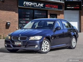 Used 2009 BMW 3 Series 4dr Sdn 323i RWD for sale in Scarborough, ON