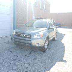 Used 2008 Toyota RAV4 4WD| V6| Limited|ONE OWNER|CLEAN CARFAX for sale in Richmond Hill, ON