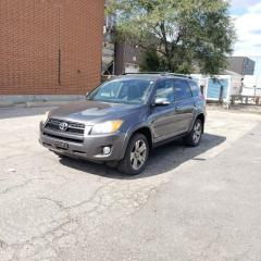 Used 2009 Toyota RAV4 4WD|Sport|CERTIFIED|WARRANTY for sale in Richmond Hill, ON