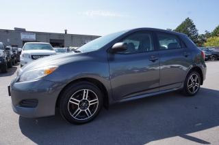 Used 2011 Toyota Matrix CERTIFIED 2YR WARRANTY *FREE ACCIDENT* CRUISE ALLOYS AUX POWER OPTIONS for sale in Milton, ON