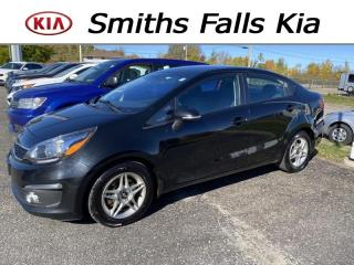 Used 2016 Kia Rio SX for sale in Smiths Falls, ON